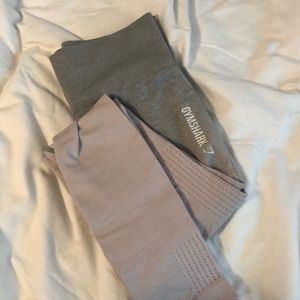 Gymshark seamless ombré leggings